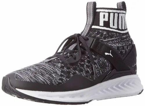 f5453cd847b Grey Unisex Puma Women  s Ignite Evoknit Running Shoes
