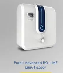 Pureit Ro Water Purifiers, Purification Capacity: 10-15 Ltr, Storage Tank Capacity: 5 Ltr