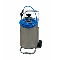 Stainless Steel Foam Storage Tank, Hose Length: 2-3M, 70L
