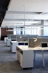 Corporate Office Interiors Turnkey Project Service
