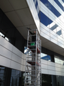 Commercial Monthly Facade Glass Cleaning In Pan India