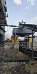 Industrial transporting charges extra Coal crushers plant