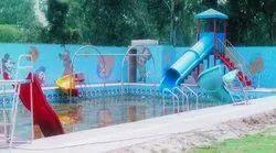 SNS 1003 Water Park Pool