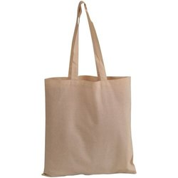 100% Cotton Canvas Tote Bag, Size: 38 X 42 Cm