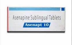 Asenapine Sublingual Tablets