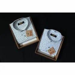 Kiwi Cotton Casual Designer Shirt