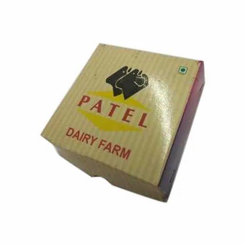 Printed Laminated Cardboard Packaging Box
