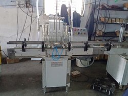 Automatic Alovera Juice Filling Machine