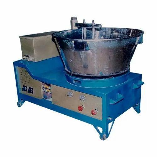 LPG gas khoaa making machine
