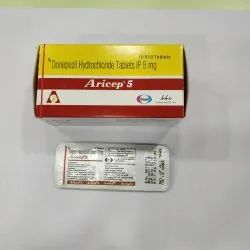 Aricep 5 Tablets