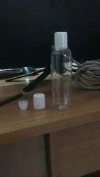 100ml Round Pet Plastic Bottle