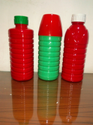 PET TRIANGULAR PLASTIC BOTTLES