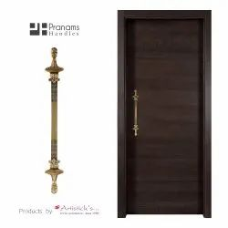Pull Brass Door Handle