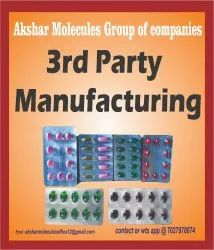 HERBAL / SOFTGEL  3RD PARTY MANUFACTURING