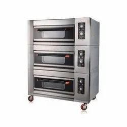 Ss Deck Ovens