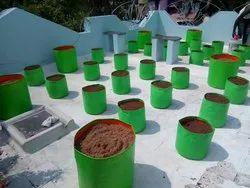 Organic Terrace Garden Service