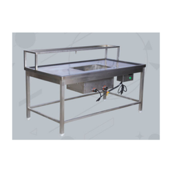 Automatic Stainless Steel Tables