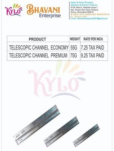 Telescopic Channel