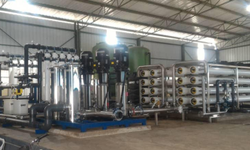 Water Purification Plants