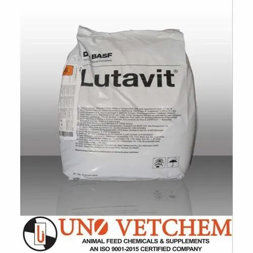 Lutavit (UN Vetchem) Vitamin AD3 Feed Grade, Packaging Size