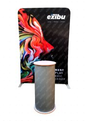 Exibu Portable Exhibition Kit Fabric