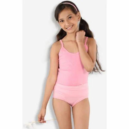 b33e70e4fcb6 Omega Combed Cotton Girls Pink Panty, Rs 35 /piece, Basil ...