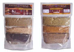 6 In 1 Unjha Spices Combo Pack