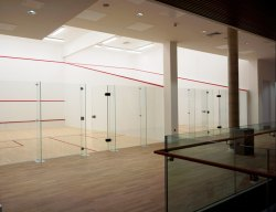 Squash Court Sports Floor