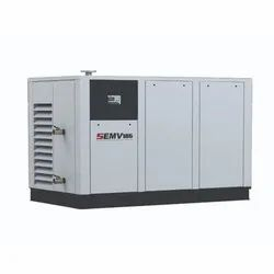 SEM-SEMV Oil Injected VFD Screw Air Compressor