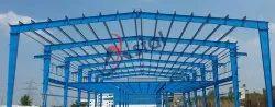Multi Storey PEB Industrial Steel Building
