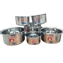 Jk Stainless Steel Cooking Tope