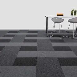 Porcelain Carpet Tiles, Thickness: 6 - 8 mm