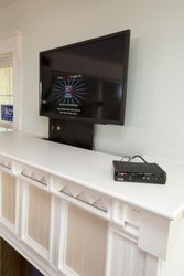 Automatic TV Stand