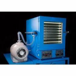 Horizontal Air Flow Vacuum Oven