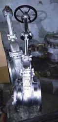 Stainless Steel Medium Pressure Extended Stem Globe / Gate Valve, For Industrial, Valve Size: 15 Nb To 600 Nb
