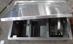 FRP Oil and Grease Trap