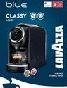 Lavazza Coffee Capsule Machine, Warranty: 1 Year, Stainless Steel