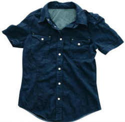 Vardhman Child Black Shirt