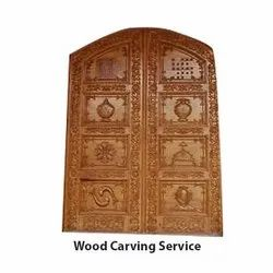 Wood Carving Service