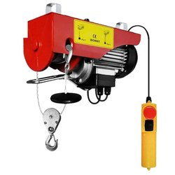 Damar Mini Electric Wire Rope Hoist, For Lifting
