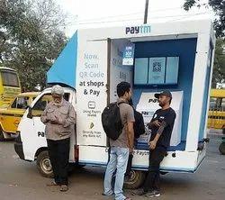 Mobile van branding services