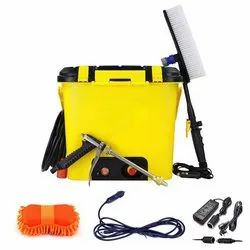 80 W Abs Plastic High Pressure Washer electric Machine, Model Number: Hsr-hp0002