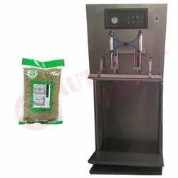 Vacuum Packing Machine For Heavy Pouch