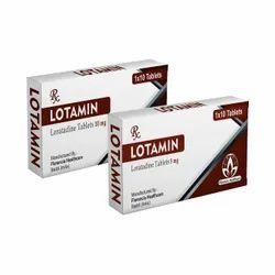 Loratadine Tablets 5mg/10mg