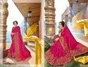 Saroj Zoya Vol 4 Silk Embroidered Saree