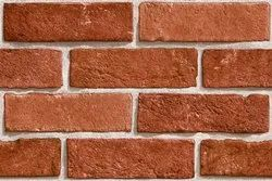 Ceramic Wall Brick Tiles, Size: Large