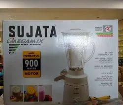 Sujata Juicer Mixer And Blender, Model Number: Megamix, Voltage: 220 V