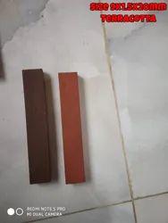 Rectangle Brick Tile, Size: 9x1.5mm