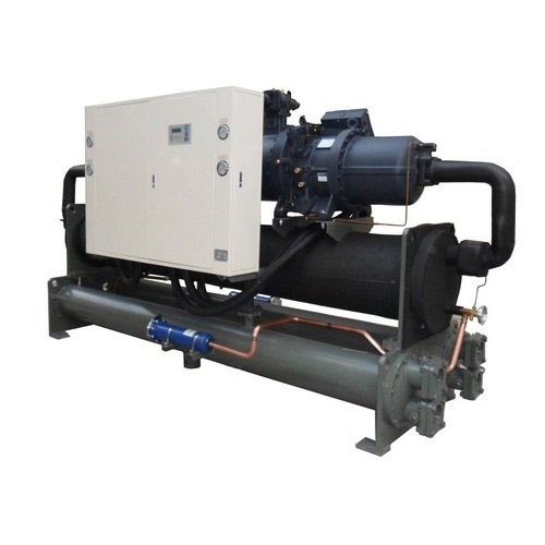 Three Phase Stainless Steel Water Cooled Chiller, Cooling Capacity: 38.2 - 198.4 Kw, Warranty: 5 Years