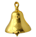 Plain Bronze Bell